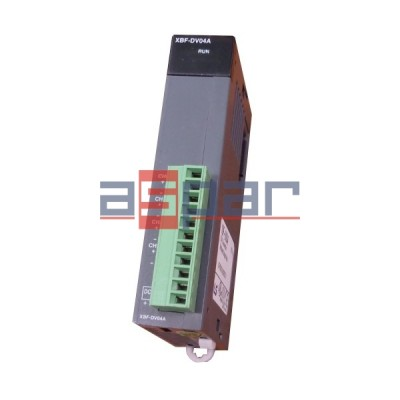 XBF-DV04A - 4 voltage outputs