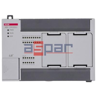 XBC-DN30SU - CPU 18 I/12 O transistor (Sink type)
