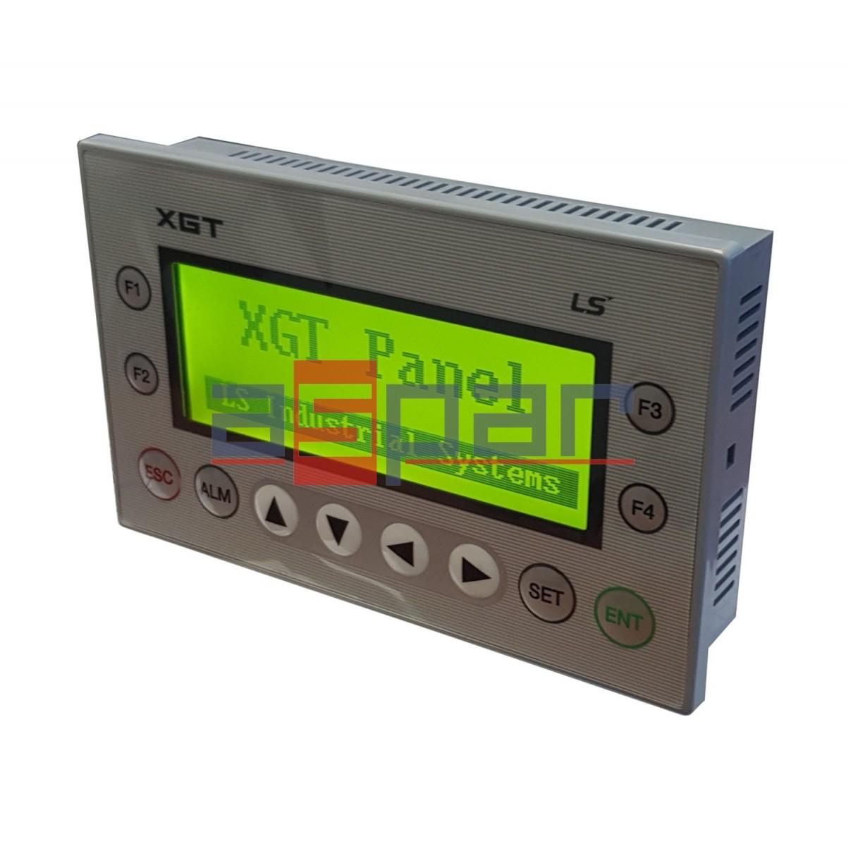 "XP10-BKB - HMI 4,1"" mono"