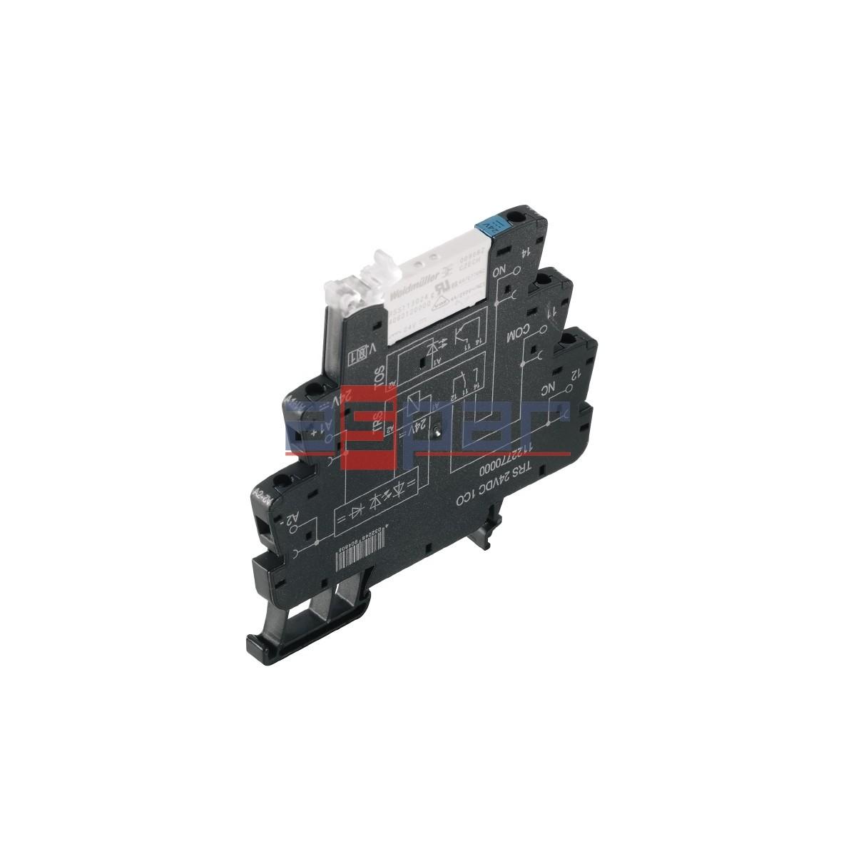 Relay, TRS 24VDC 1CO - 1122770000, 1CO, 6A, 24VDC