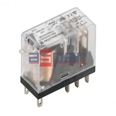 Relay, ZEST-DRI-LD-24DC-2CO-5A, 2CO, 5A, 24VDC, DRI424024LD (7760056336)