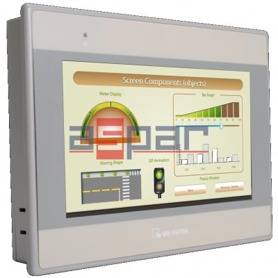 MT8071iE - panel operatorski HMI 7""