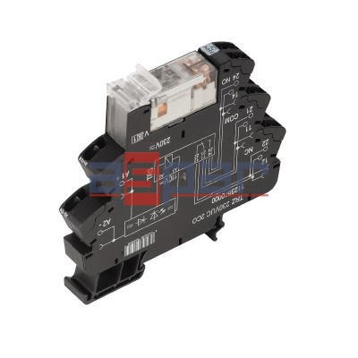Relay, TRZ 230VUC 2CO - 1123670000, 2CO, 8A, 230VUC