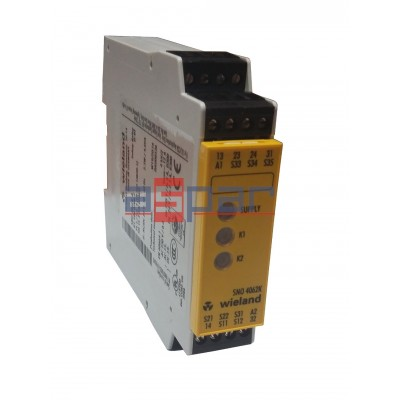 SNO4062K-A, R1.188.0700.2 - safety relay 24V AC/DC