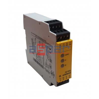 SNZ4052K-A, R1.188.0530.1 - two-hand control relay 24V AC/DC