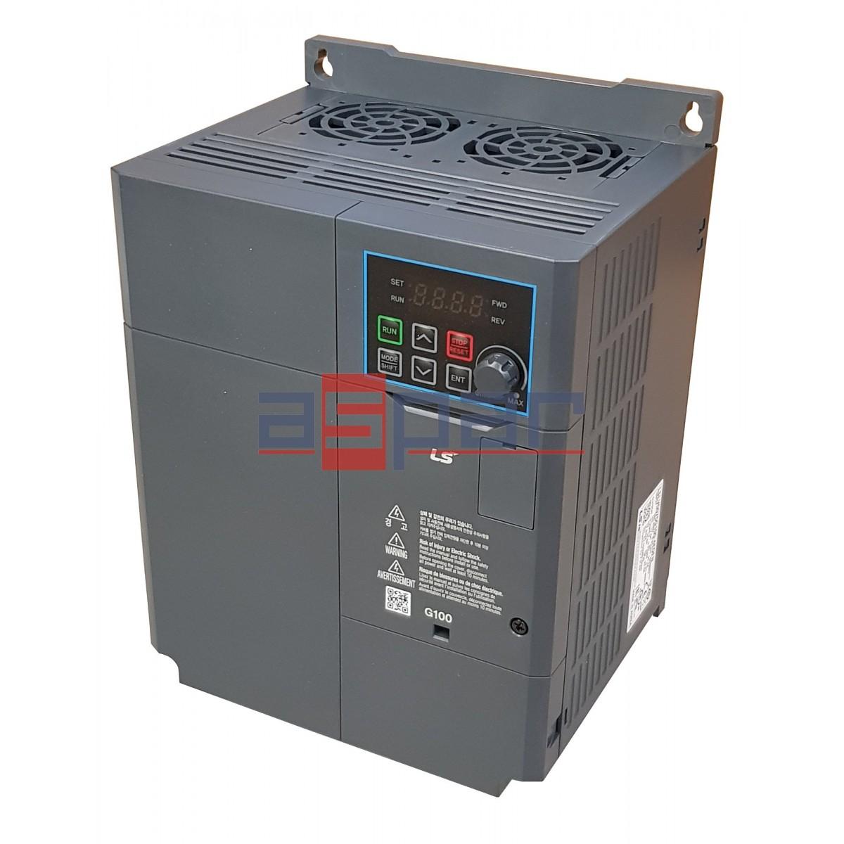 LSLV0075G100-4EOFN - 7,5kW, 3~