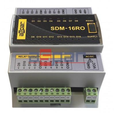 16 relay outputs  SDM-16RO