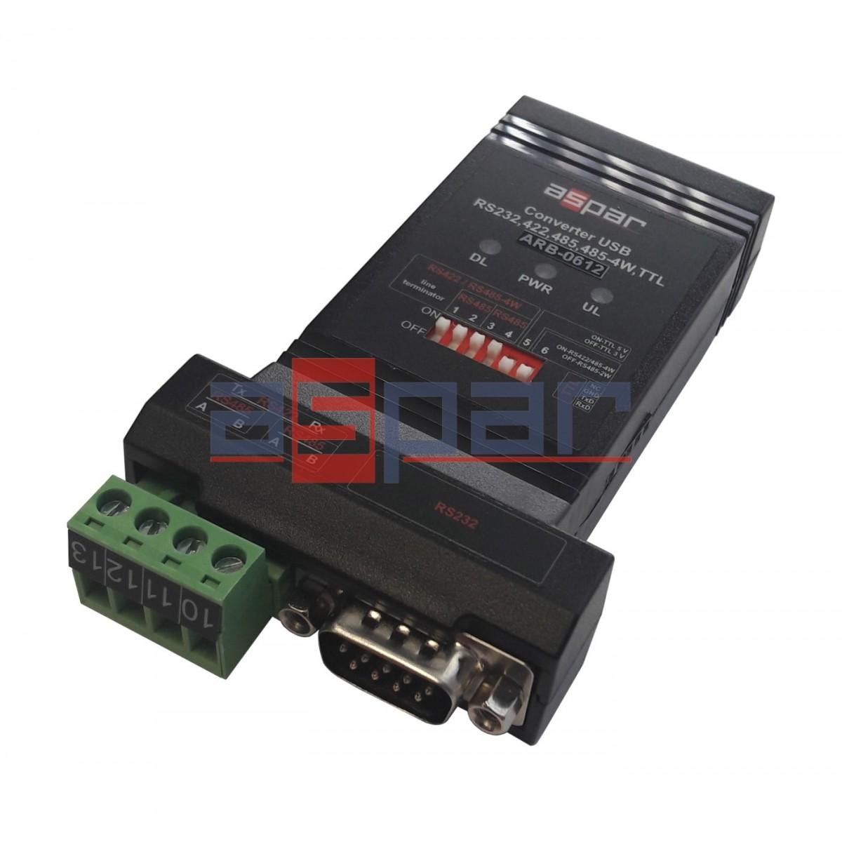 USB Converter, ARB-0612-3,0