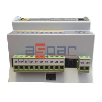 8 analog universal outputs  SDM-8AO