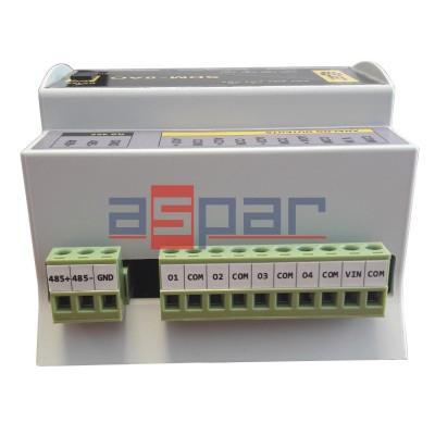 8 wyj. analogowych uniwersalnych SDM-8AO
