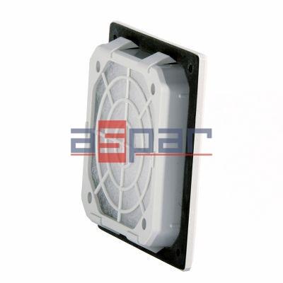 GV 80 - kratka z filtrem, 80 x 80mm