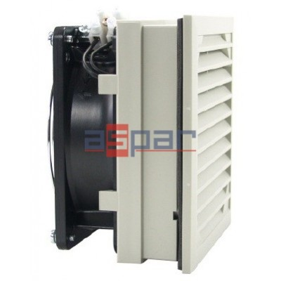 LV 200 230VAC - filter fan, 130 x 130mm