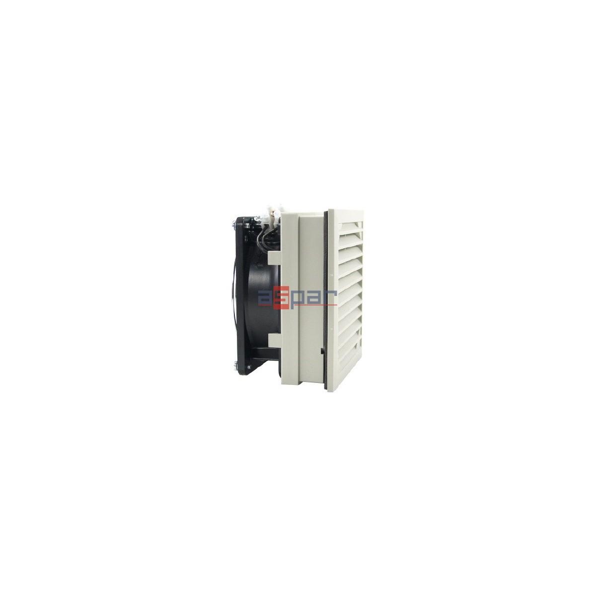 LV 200 230VAC - wentylator filtrujący, 130 x 130mm