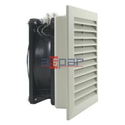 LV 250 230VAC - wentylator filtrujący, 148 x 148mm