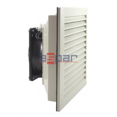 LV 300 230VAC - filter fan, 204 x 204mm