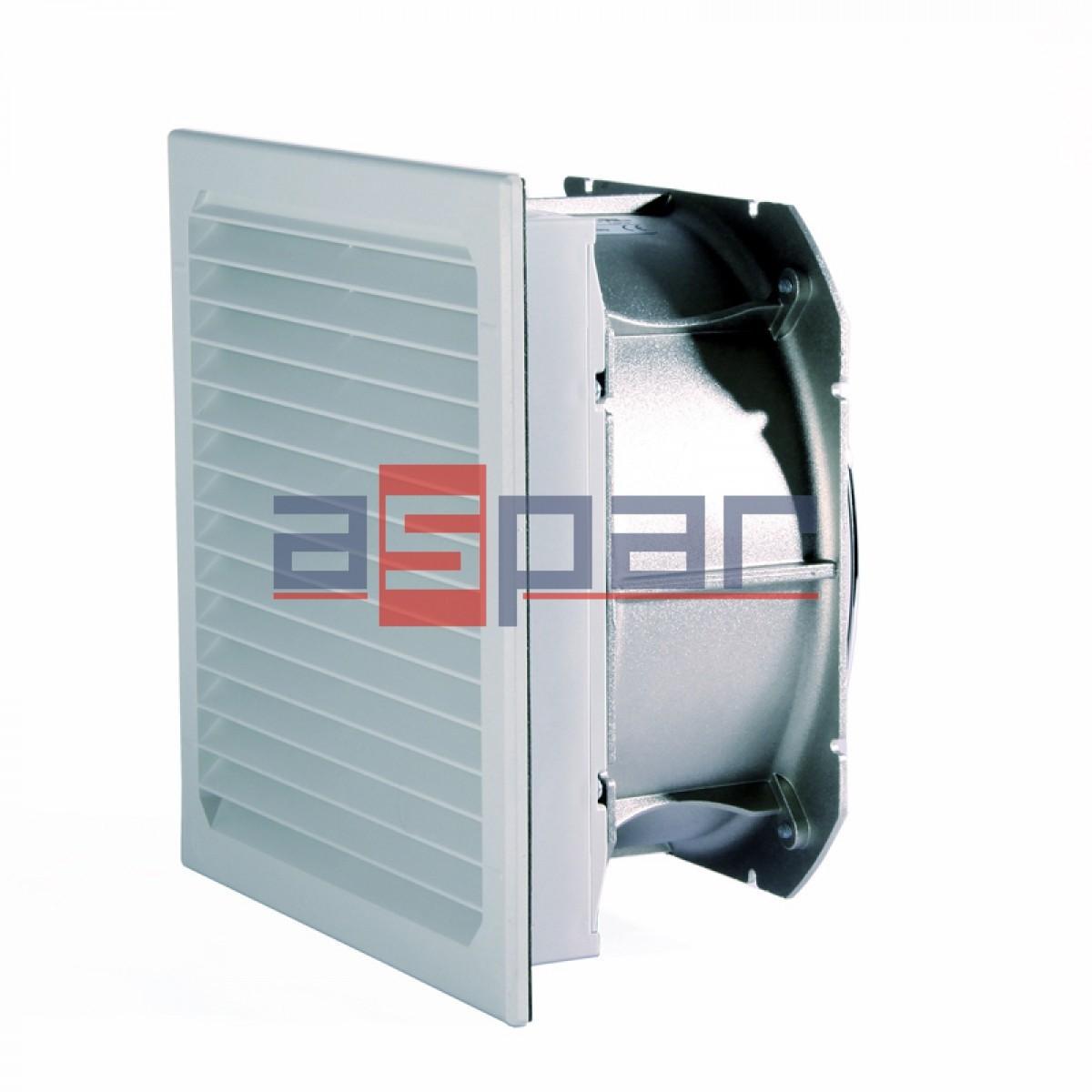LV 550 230VAC - filter fan, 250 x 250mm