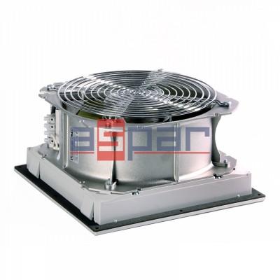 LV 550 230VAC - wentylator filtrujący, 250 x 250mm