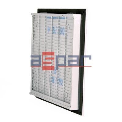 GV 600/700 - kratka z filtrem, 323 x 323mm