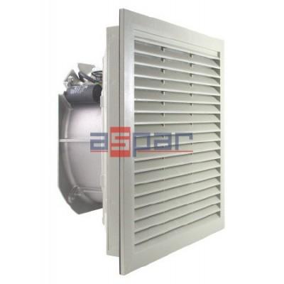 LV 600 230VAC - wentylator filtrujący, 323 x 323mm