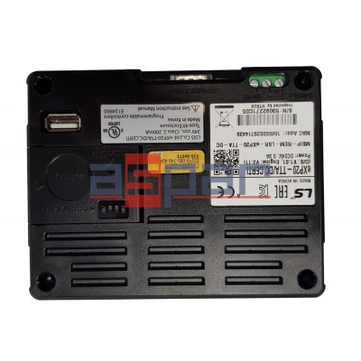 "eXP20-TTA/DC - panel operatorski HMI 4,3"""