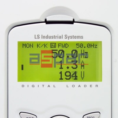 SV-IS7 LCD
