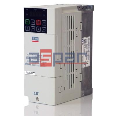 LSLV0004S100-4EOFNM - 0,4kW, 3~