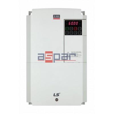 LSLV0185S100-4EOFNM - 18,5kW, 3~