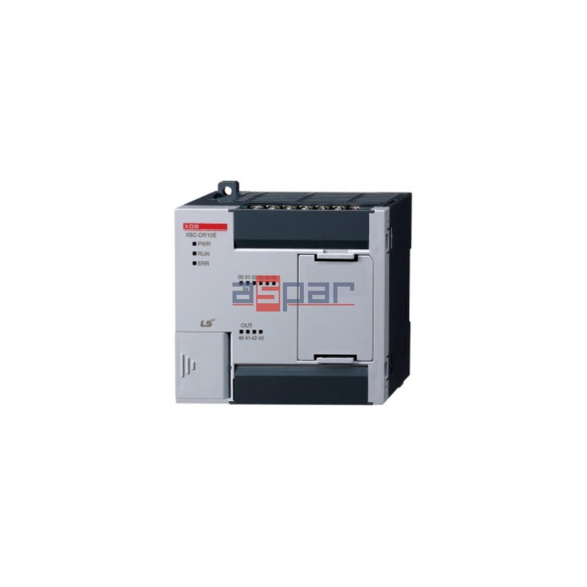 XBC-DR10E - CPU 6 I/4 O relay