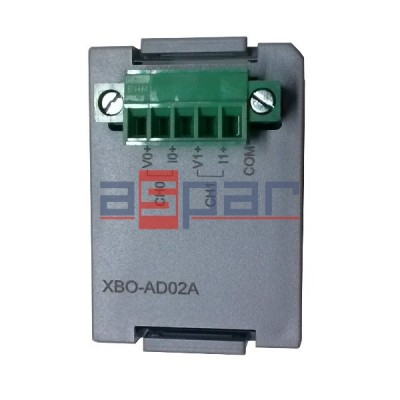 XBO-AD02A - 2 analogue inputs