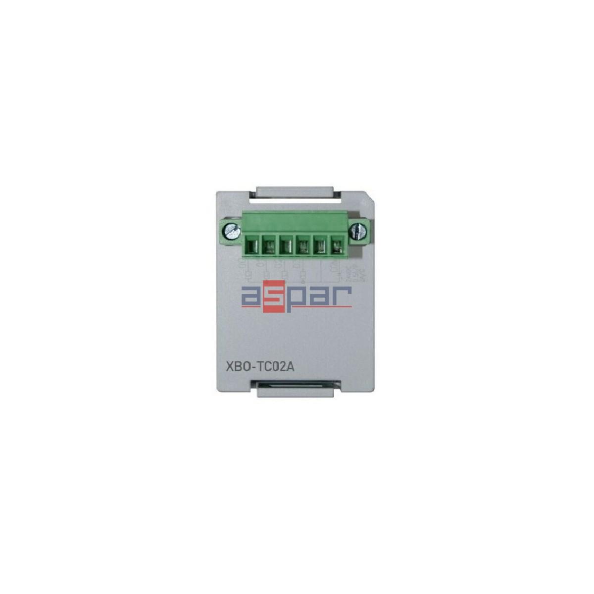 XBO-TC02A - 2-ch TC input