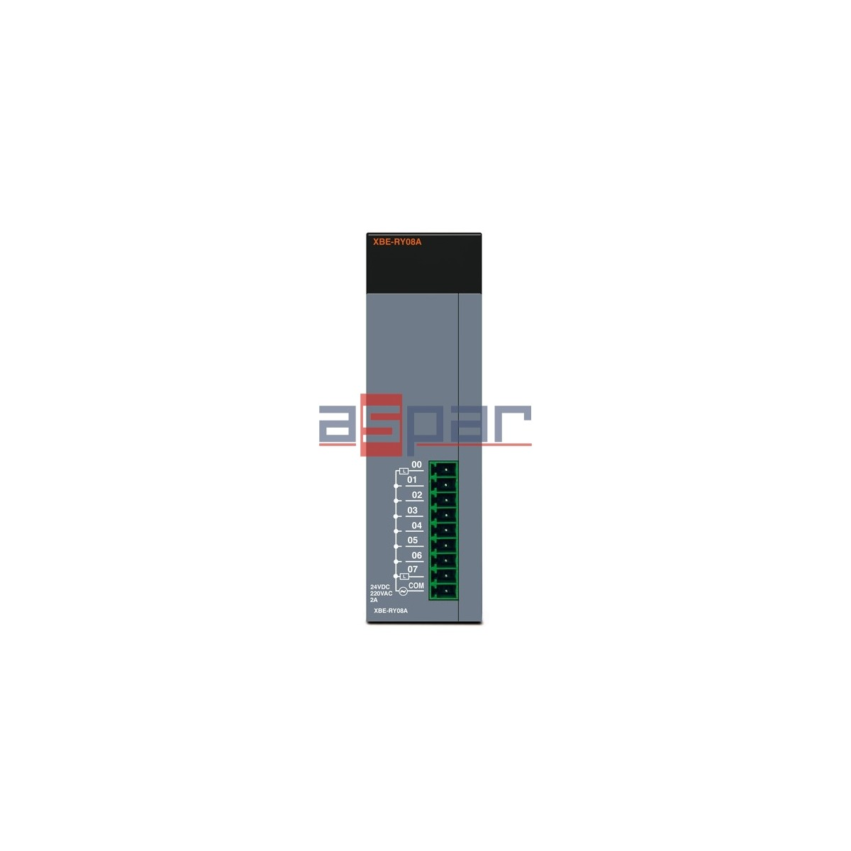 XBE-RY08A - 8 relay outputs