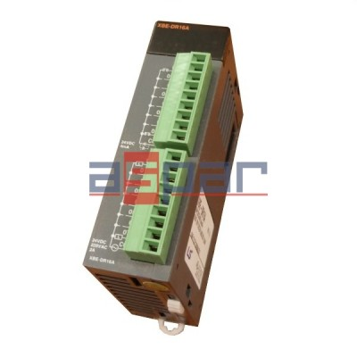 XBE-DR16A - 8 inputs / 8 relay outputs