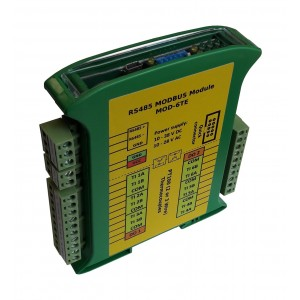 I/O Modbus Modules, SLIM series, SFAR