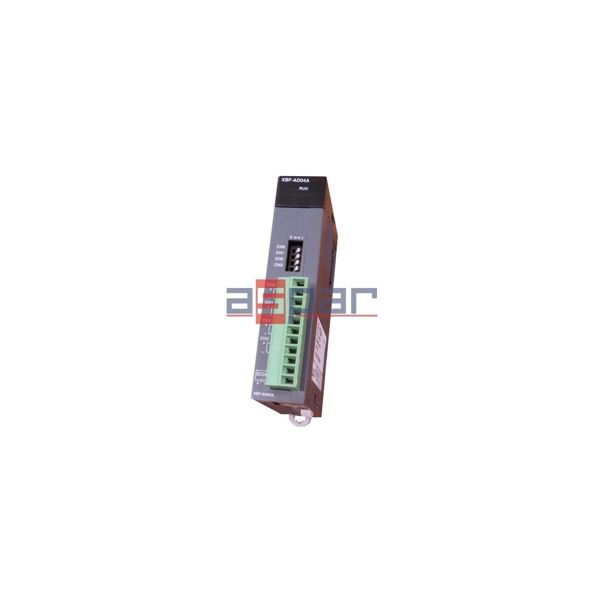 XBF-AD04A - 4 analogue inputs