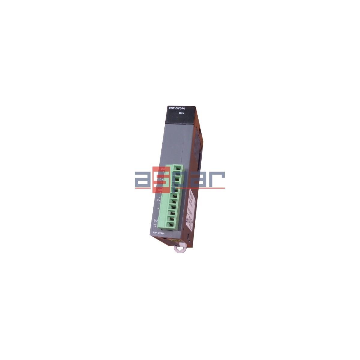 XBF-DV04A - 4 voltage outputs