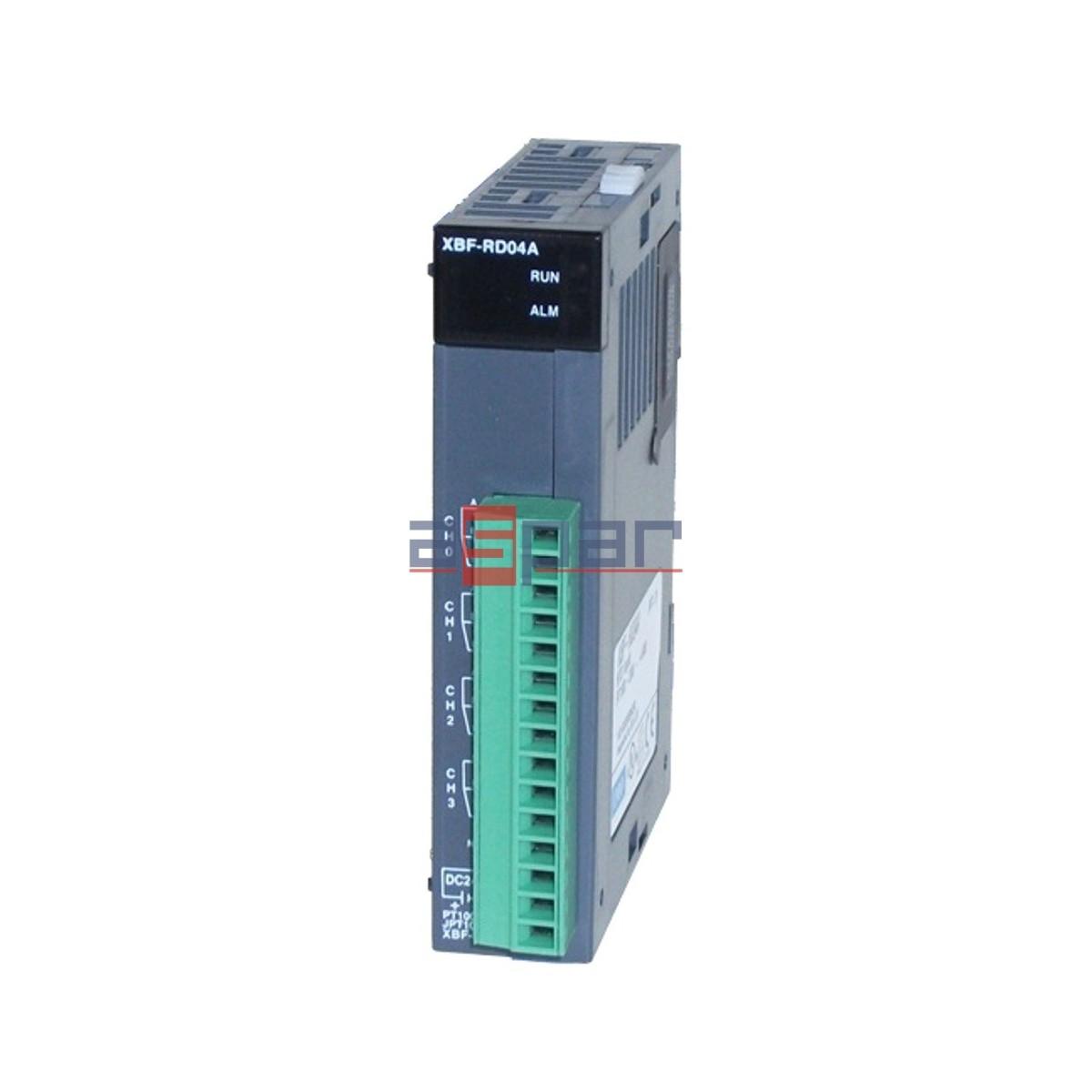 XBF-RD04A - 4 wejścia PT100