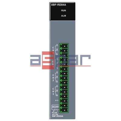 XBF-RD04A - 4-ch RTD input
