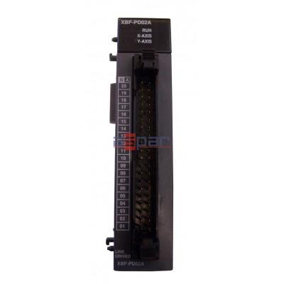 XBF-PD02A - moduł pozycjonujący