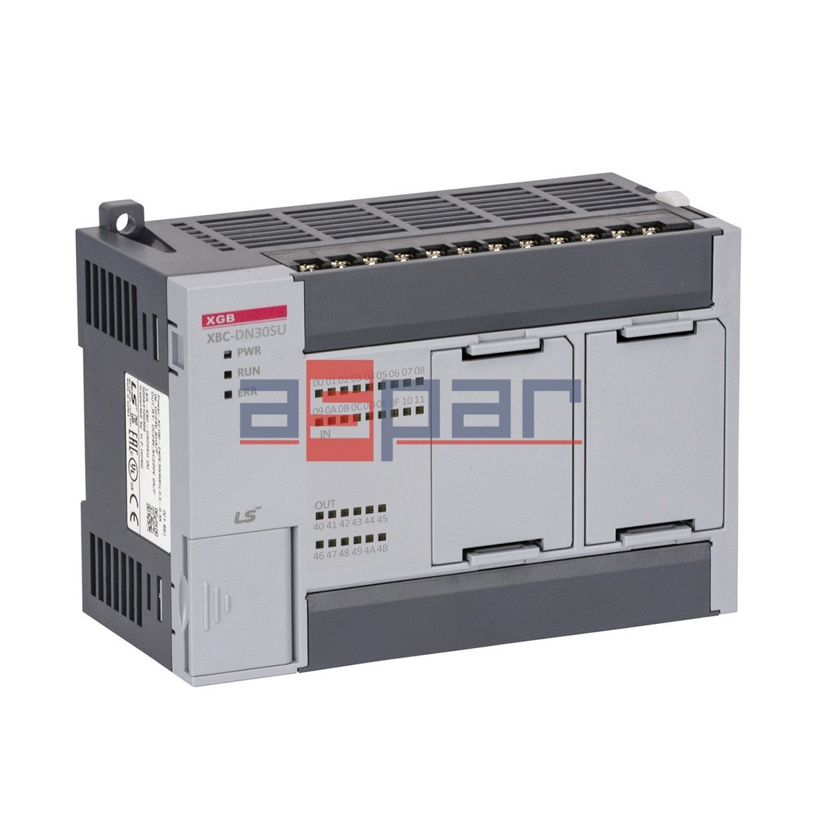 XBC-DN30SU - CPU 18 I/12 O tranzystor NPN