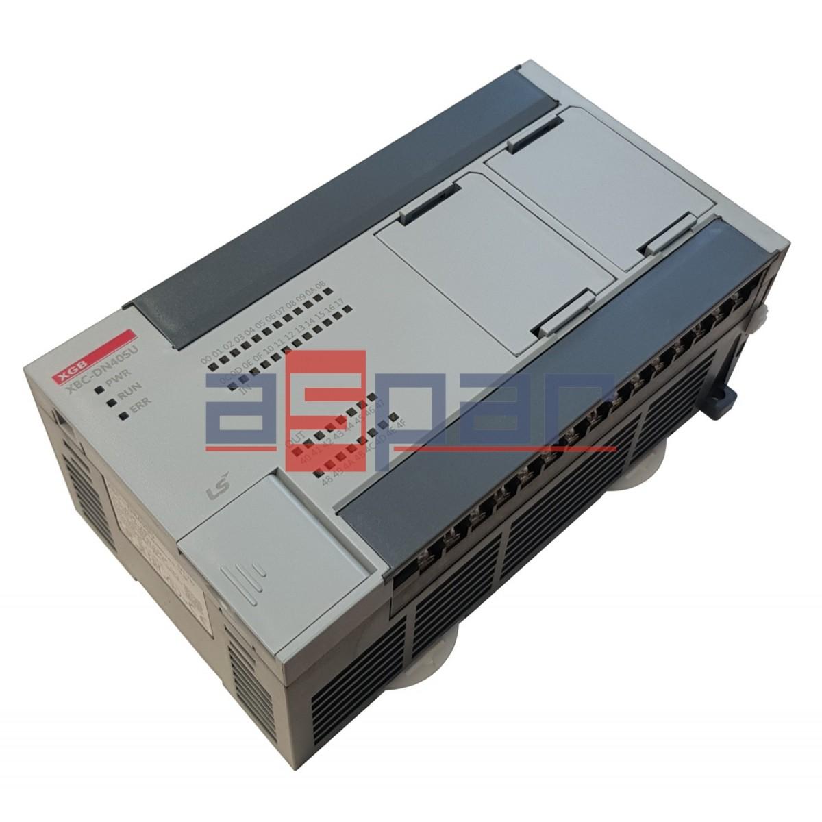 XBC-DN40SU - CPU 24 I/16 O transistor (Sink type)