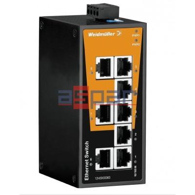 Switch IE-SW-BL08-8TX (1240900000)