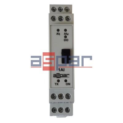 1 analog universal input  MOD-1AI