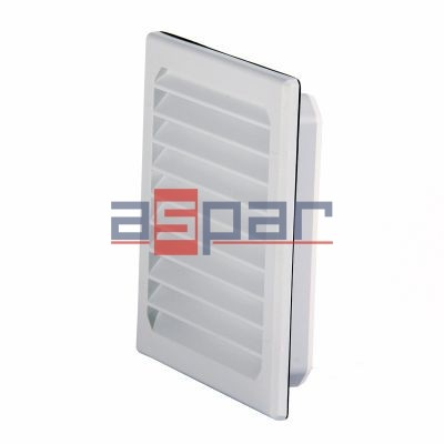 GV 100 - exhaust grille with filter, 105 x 105mm