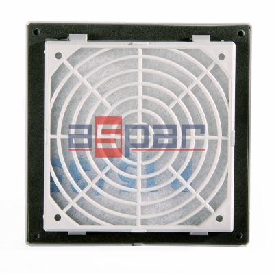 GV 250 - exhaust grille with filter, 148 x 148mm