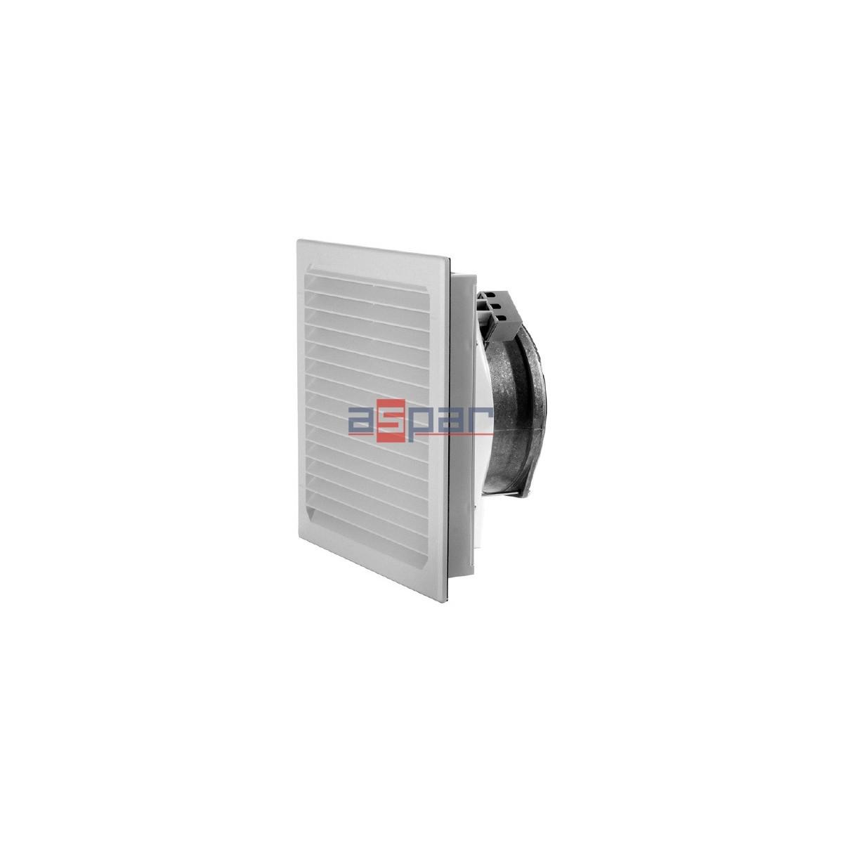 LV 410 230VAC - wentylator filtrujący, 250 x 250mm
