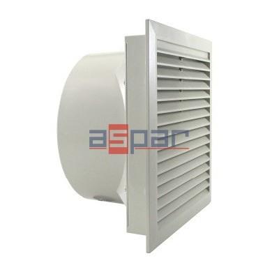 LV 500 230VAC - nadmuch - wentylator filtrujący, 250 x 250mm