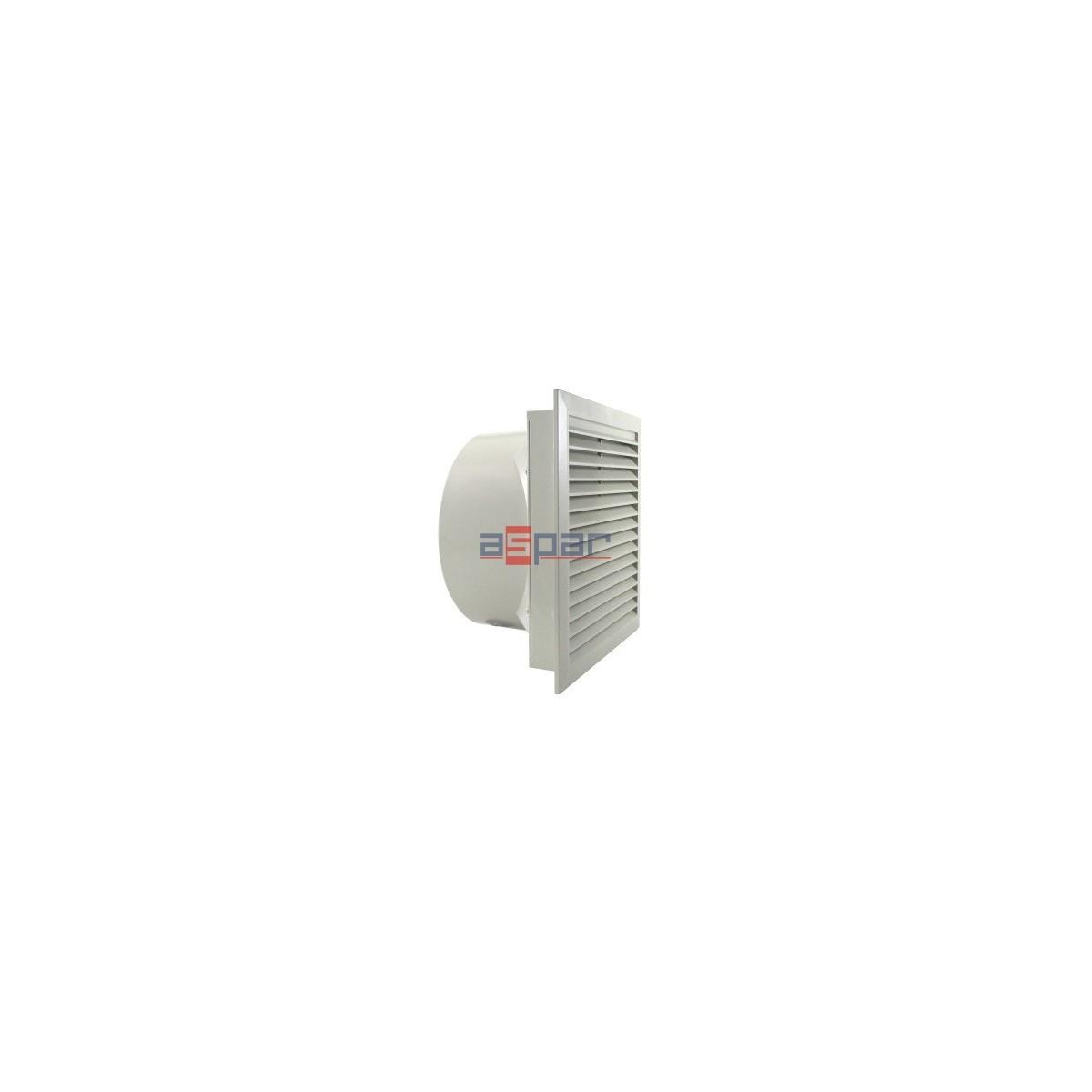 LV 500 230VAC - ssący - wentylator filtrujący, 250 x 250mm