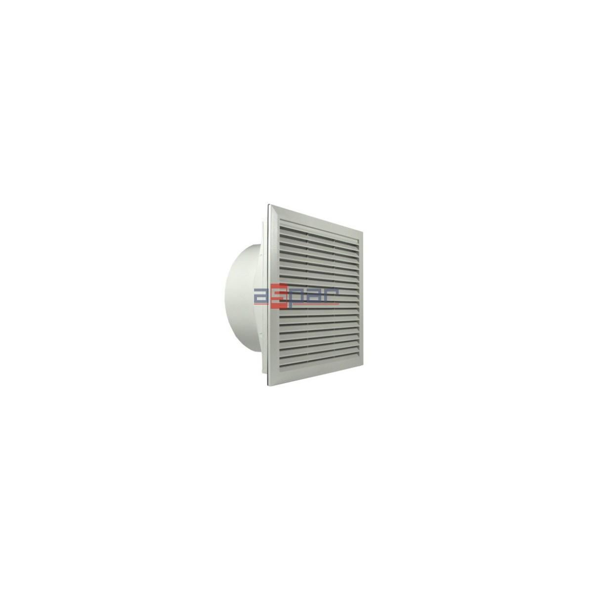 LV 700 230VAC - sucking - filter fan, 323 x 323mm