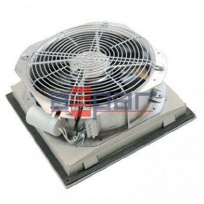 LV 800 230VAC - wentylator filtrujący, 323 x 323mm