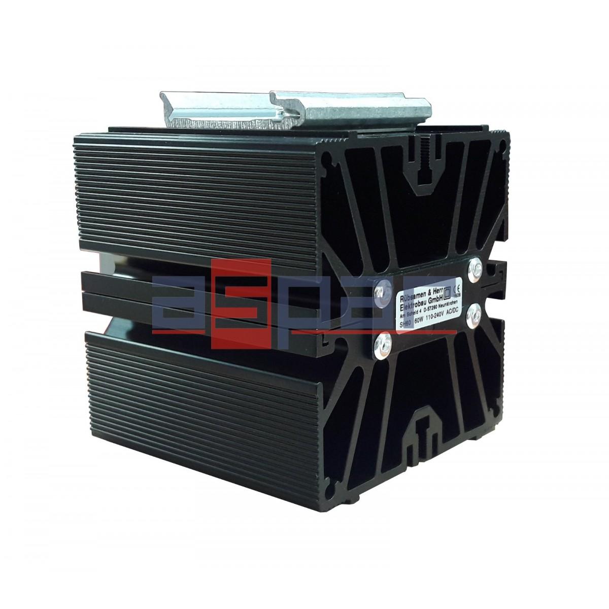 SH60 110-240V AC/DC - grzałka, 60W